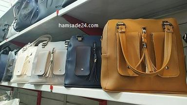فروش عمده کیف زنانه ارزان قیمت تهران ( به صورت جزئی و کلی)