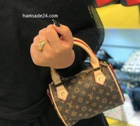 خرید و فروش کیف زنانه شیک : انواع دستی، رودوشی، چرم و …