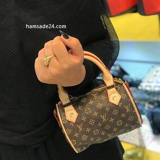 خرید و فروش کیف زنانه شیک : انواع دستی، رودوشی، چرم و ...