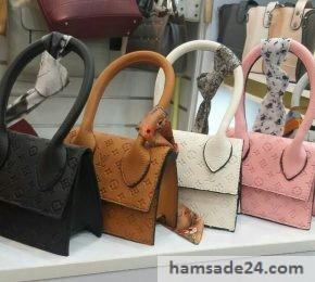 خرید کیف فانتزی دخترانه، کیف کمری دخترانه ارزان (قیمت عمده)