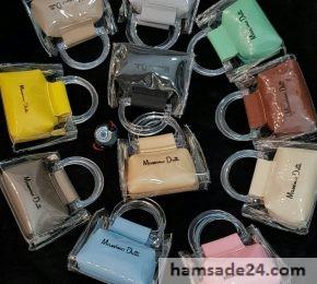 خرید کیف دخترانه فانتزی، کیف کفشدوزکی، انواع کیف دانشجویی شیک