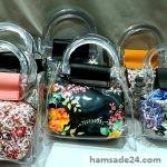 کیف دخترانه فانتزی جدید شیک، دستی و دوشی کوچک (خرید)