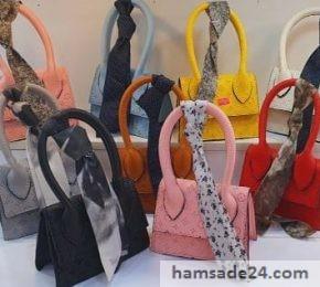 خرید کیف زنانه کوچک، کیف پول و کیف کمری دخترانه ارزان