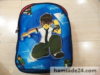 قیمت عمده و تک کیف مدرسه