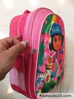 فروش عمده کیف مدرسه در تهران ( دخترانه و پسرانه )