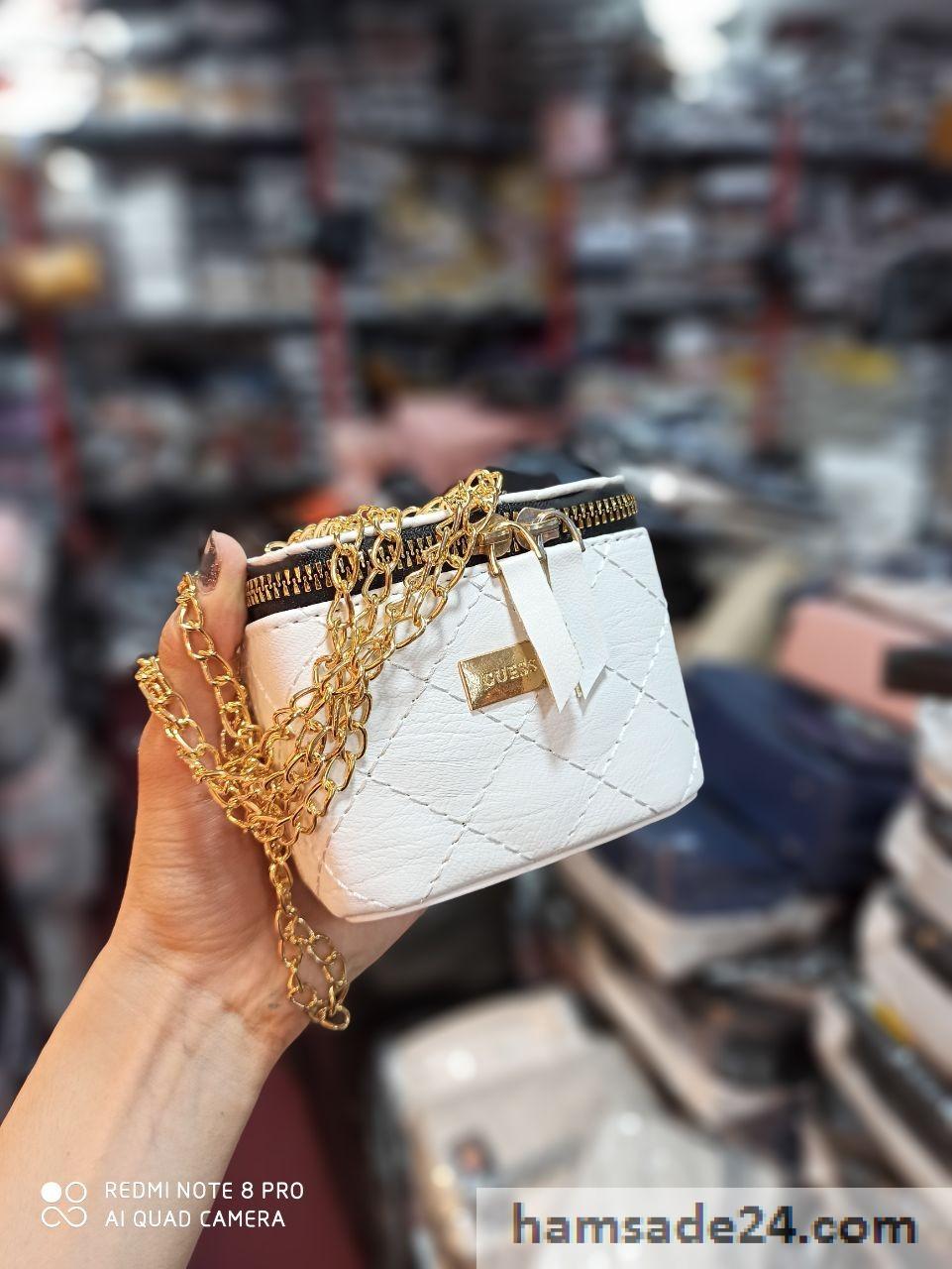کیف مدل مینی بگ مکعبی
